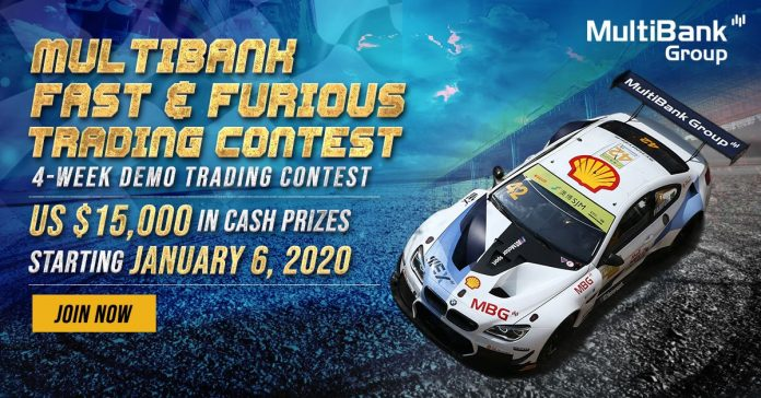 MultiBank Fast & Furious Contest