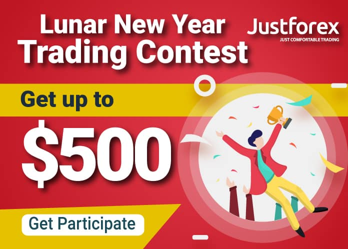 JUSTFOREX LUNAR NEW YEAR FOREX LIVE TRADING CONTEST
