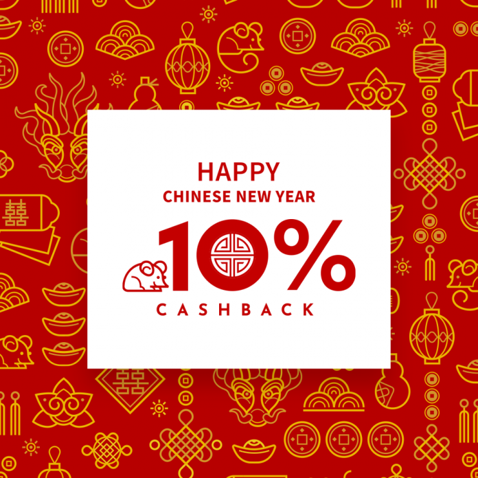 The FortFS 10% cashback bonus