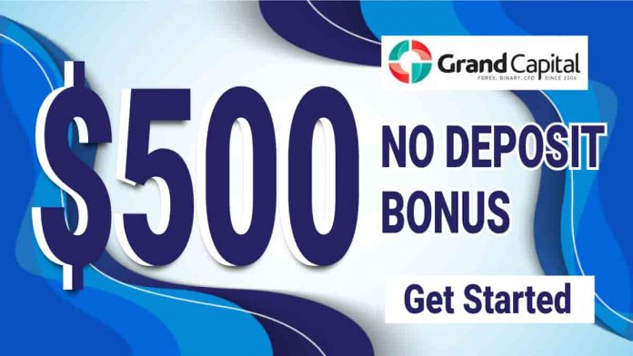 Grand Capital welcome bonus