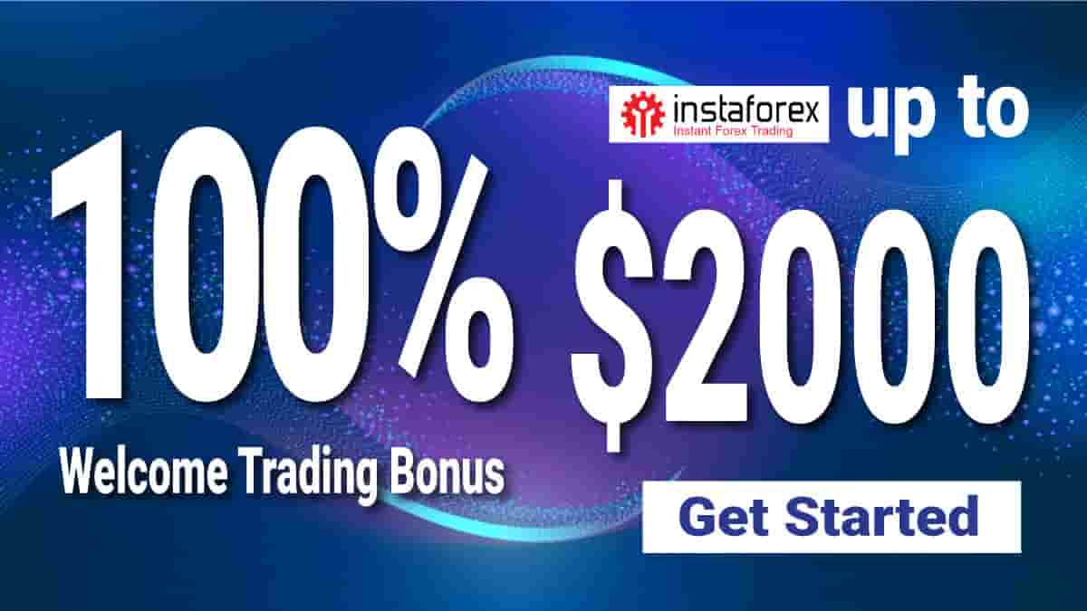 100% Welcome Trading Bonus