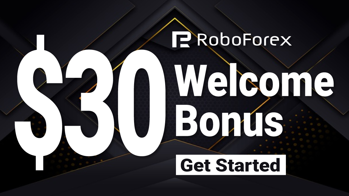 30 USD by roboforex