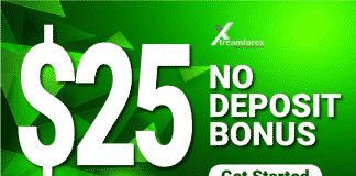 $25 forex welcome no deposit bonus