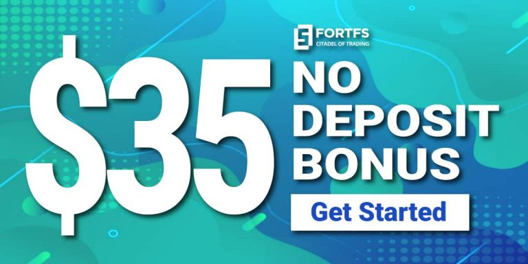 35 USD No Deposit Welcome Bonus Promotion Offer – FortFS