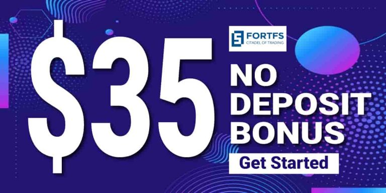 Get Intesting Welcome Bonus 35 USD – FortFS