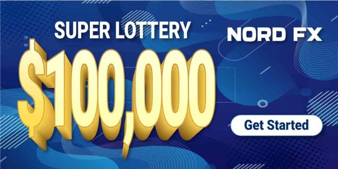 NordFx Super Lottery program with $100000 Prizes