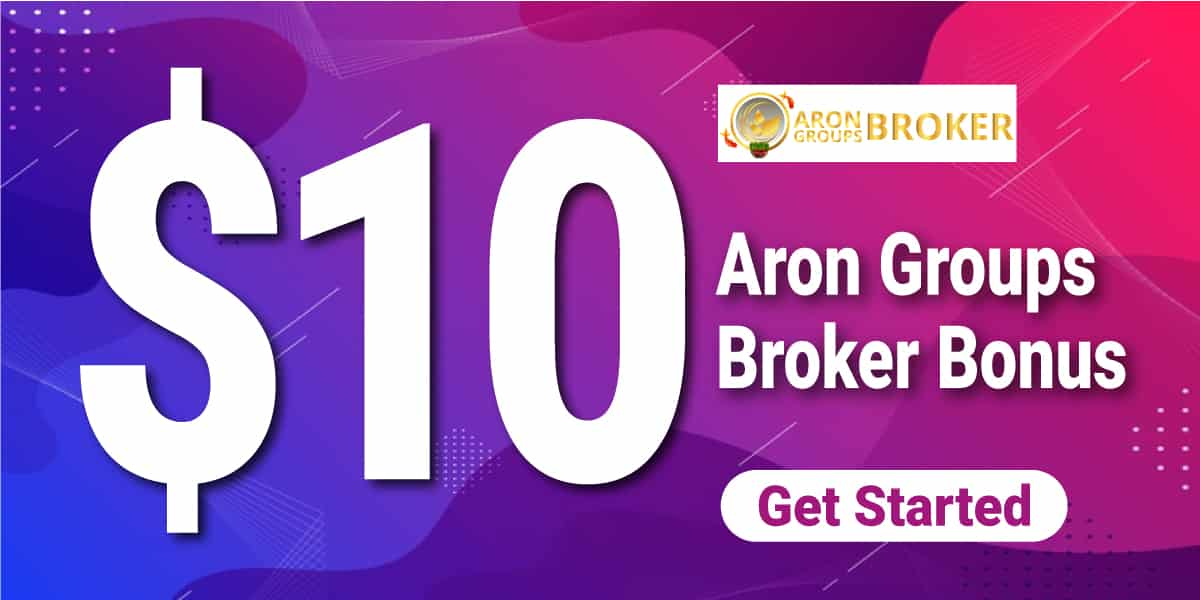 Aron Groups Broker Bonus