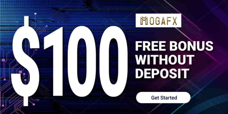 $100 Bonus Without Deposit For new clients only